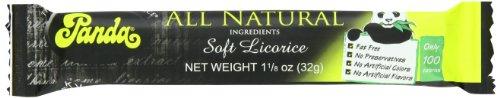 Panda All Natural Licorice Bar, 1 1/8 Oz/32g (Pack of 36)