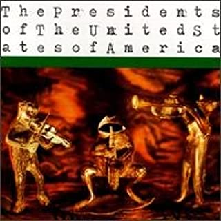 The Presidents Of The United States Of America [Import]