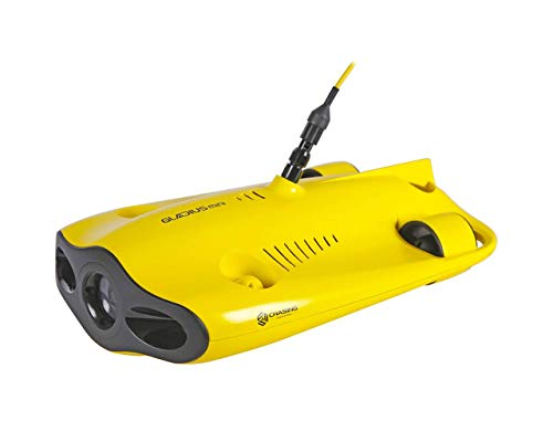 Drone Subacuático Gladius Mini con 100m Longitud de Cable