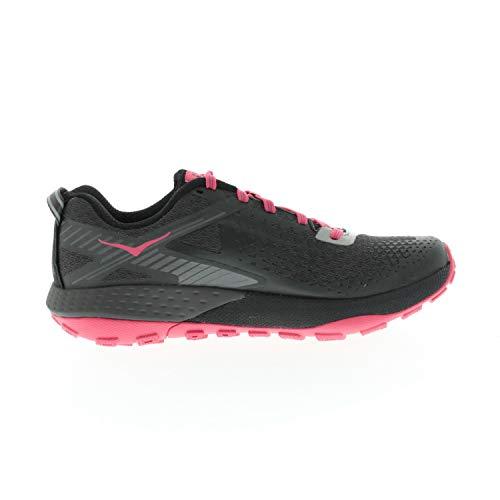 Hoka One One One W Speed Instinct 2 Chaussures de course pour femme Noir Azalea Textile 1016800 - Noir - Black Azalea, 39 2/3 EU