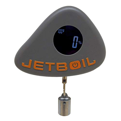 Jetboil JetGauge Digital Fuel Measure For Jetboil Jetpower Fuel Canisters