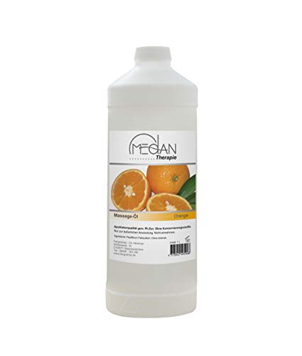 Massageöl Medan Duft Orange 1 Liter