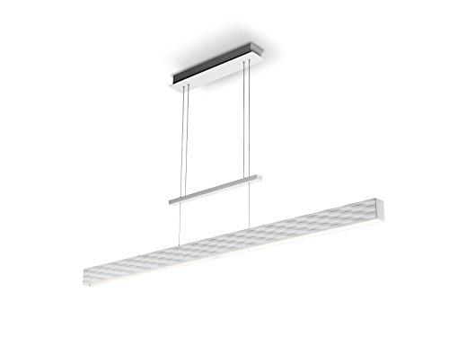 LEDS-C4 Stream – luminaire Stream Up/Down LED 27,5/12,5 W Blanc mat
