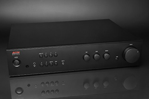 Review Adcom GFP-815 Stereo Preamplifier