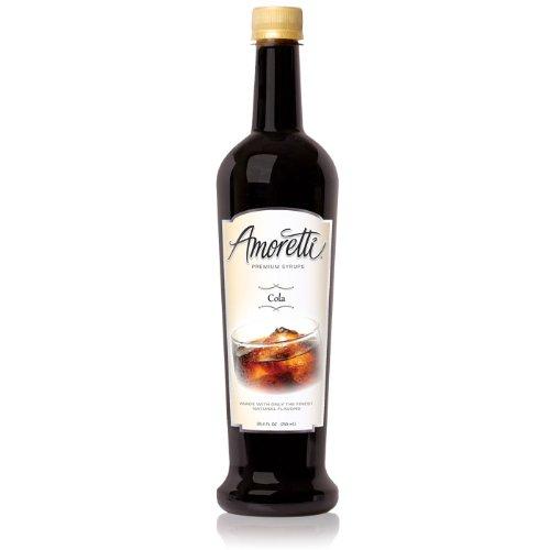 Amoretti Premium Cola Syrup (750mL)