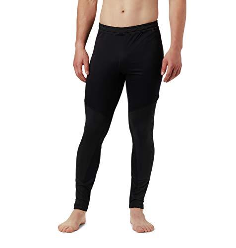 Columbia Titan Wind Block, Pantalons Homme, Opacity, Black, Medium