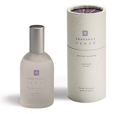 Provence Sante Eau de Toilette Fragrance Spray, Lavender, 3.5 Fluid Ounces