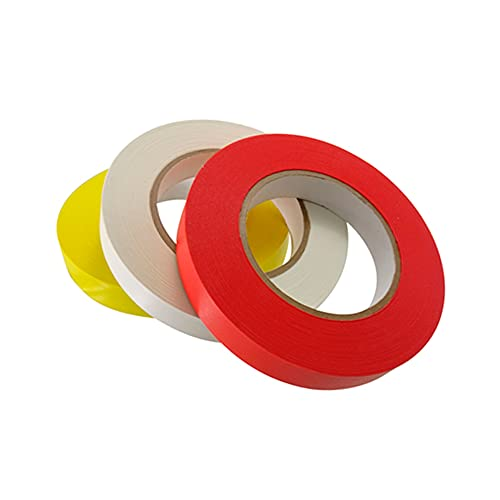 KENZIUM - Pack de 3 Cintas Adhesivas Rotulables, 55 Metros x 3...