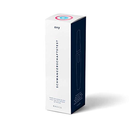 Schwangerschaftstest inkl. App (iOS & Android) | HCG Test 1er Pack | Schwangerschafts Test mit 99,9{3e5db60d20ca1535bd5296b537e5a1ea7d20af2b13140c089c5d9a00284097d3} Genauigkeit | Wie ein Schnelltest beim Arzt