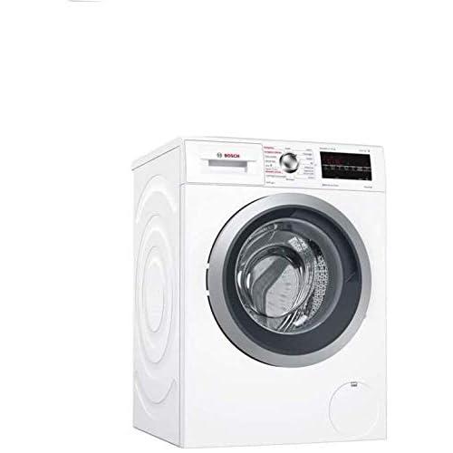 Bosch Elettrodomestici Serie 6 WVG30422IT Libera installazione Carica frontale A Bianco lavasciuga