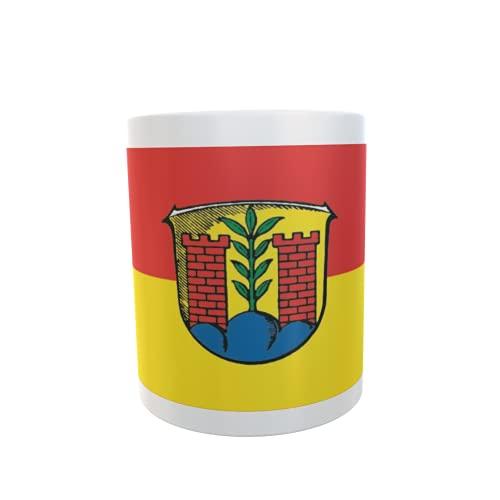U24 Tasse Kaffeebecher Mug Cup Flagge Münzenberg