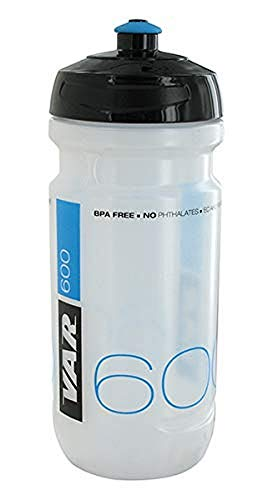 SHIMANO - Borraccia VAR Trasparente/Blu 600 ml