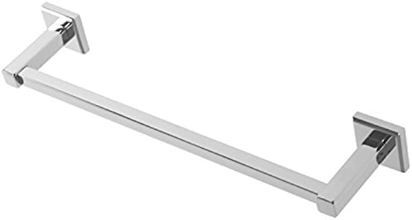 Gedy 6921 35 13 Colorado Polished Towel Bar Chrome 14