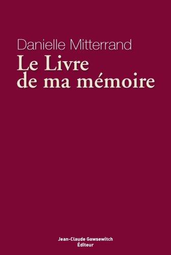 Le livre de ma mémoire