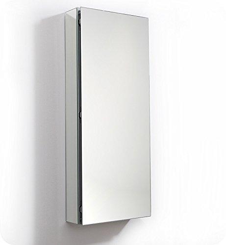 Fresca 15' Wide x 36' Tall Bathroom Medicine Cabinet w/Mirrors