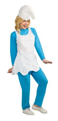 Cute and Funny The Smurfs Adult Costume