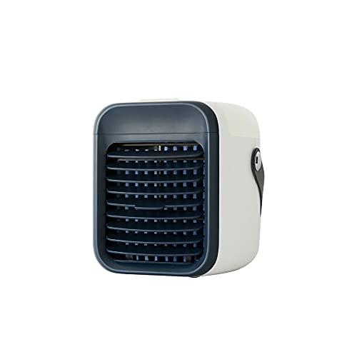 ZENING Mini enfriador de aire, circulador de aire, aire acondicionado, ventilador de refrigeración portátil, USB personal