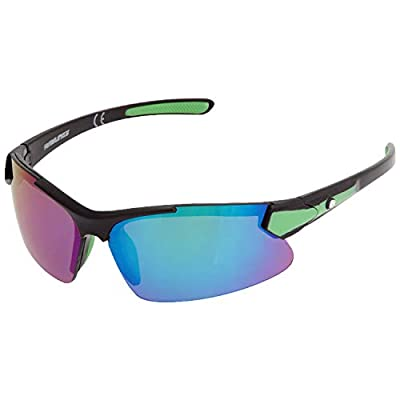 Rawlings Youth Baseball Sunglasses - Stylish Kids Baseball Sunglasses for Boys - Lightweight Sports Youth Sun Glasses for Running, Softball, Rowing, Cycling - Plastic Frame & Polycarbonate Lens