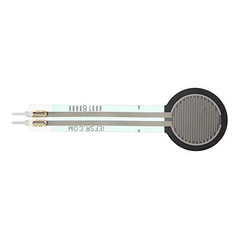 un known FSR402 Force Sensitive Resistor 0.5 Inch FSR Pressure Sensor Module for Arduino DIY KIT Accessory Compatible Replacement