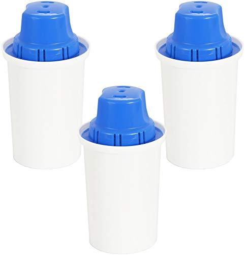 Pack de 3 Dafi Classic Cartouches Magnésium compatibles avec Brita Classic & Dafi Classic carafes filtrantes