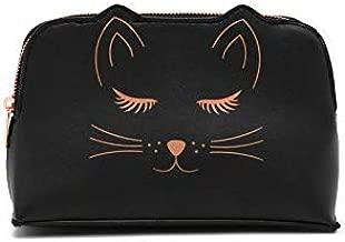 حقيبة للكتف باللون الأسود للنساء