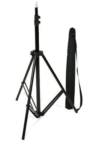 CowboyStudio Aluminum Adjustable Light Stand with Case