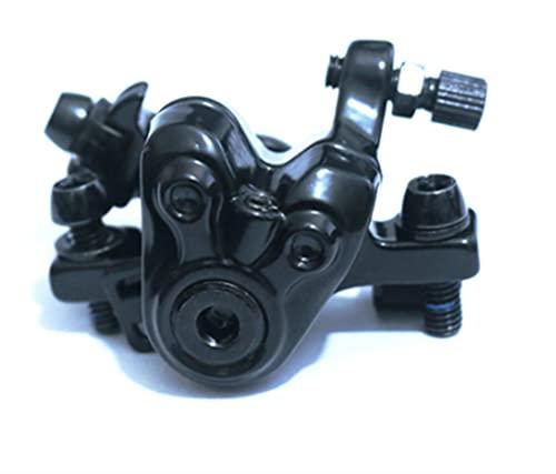 YANHAI Haiyan Store Scooter eléctrico Rotor de Freno Rotores Parts Piezas de Repuesto Ajustar MIJIA M365 Accesorios de Scooter (Color : Black)