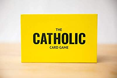 Catholic Card Game by Board Catholic