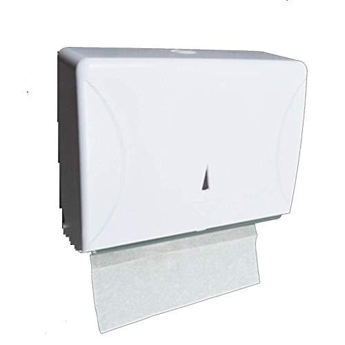 DISPENSADOR DE PAPEL DE MANO COCINA DE COCINA DE ALMACENAMIENTO Cuarto de baño Montado en la pared Moderno inodoro Restaurante Titular de tejido Durable y ambiental 0109
