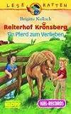 Reiterhof Kronsberg. Ein Pferd zum Verlieben. Cassette