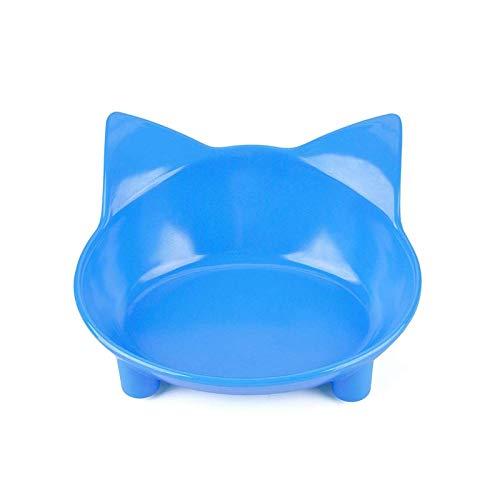 Ciotola per gatti per cani, poco profonda, personalizzabile