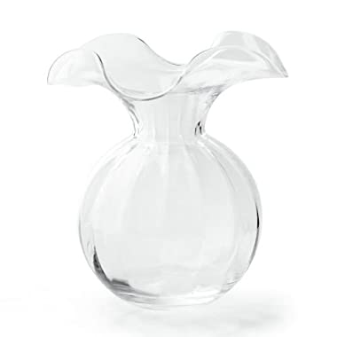 Vietri Hibiscus Medium Fluted Vase