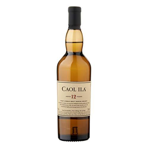Caol Ila 12 Jahre Single Malt Scotch Whisky (1 x 0.2 l)