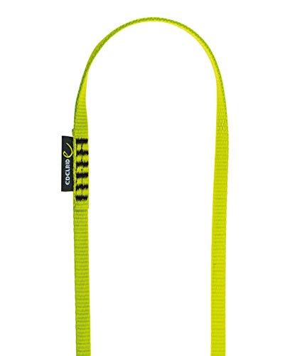 Edelrid Unisex– Erwachsene Schlinge Tech Web Sling 12 mm 12mm, Oasis, 60 cm