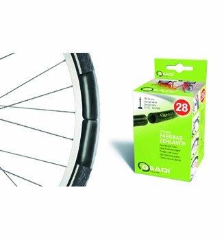 Gaadi bicicleta Manguera franzà ¶ sisches Válvula Sclaverand 47mm, 510317018111by Gaadi