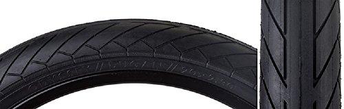 ODYSSEY Bicycle Tire Tom Dugan Slick 20x2.4 Black/Black