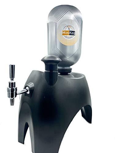 Impianto alla Spina Birra a Tre 3 Vie - Completo di Accessori - Vino - Acqua - Keg - Spillatore