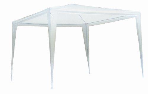 Savino Fiorenzo Gazebo Tenda in Metallo Metri 3x2 Telo Impermeabile per Campeggio Fiera terrazzo PIC nic