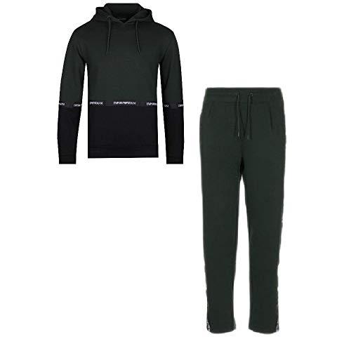 Emporio Armani Hombre Pantalones deportivos blu Navy