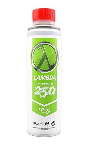 Lambda Öl Primer 250ml Motorreiniger Motorwäsche Additiv TÜV geprüft