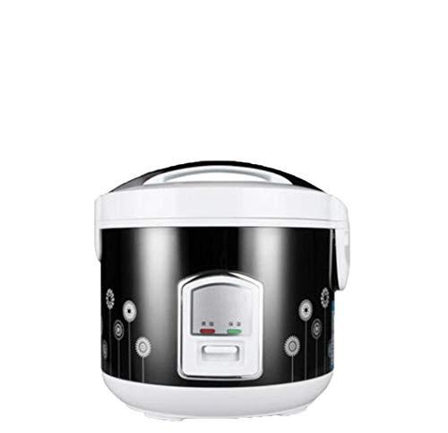 AMYZ Vaporera eléctrica doméstica automática Dormitorio pequeño Mini Olla Antigua Cocina multifunción...