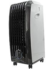 MPM MKL-01 draagbare airconditioning, 60 W, 8 liter, BPA-vrij, wit/zwart
