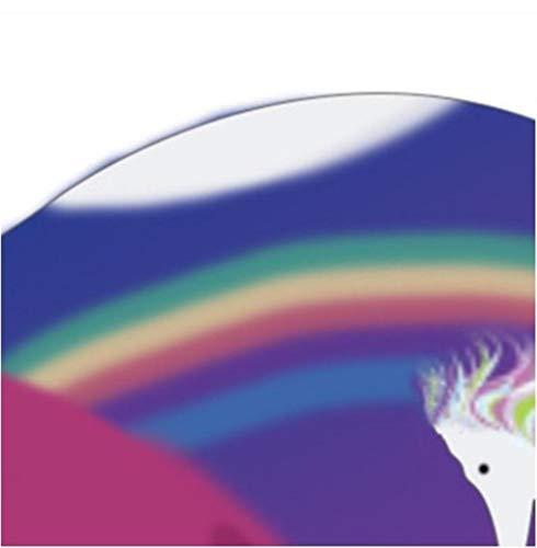 Feiner 55/40 Stück Wegwerfwindel Papiermatte Baby Stillkissen für Erwachsene Kinder oder Haustiere Saugfähig wasserdichte Windel Wickelauflage, Pink Pegasus