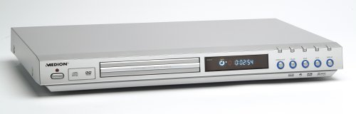 Medion MD 41095 DVD-Player Silber