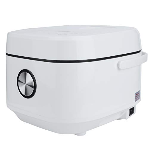Headerbs Olla arrocera eléctrica, vaporera Multifuncional para arroz, Inteligente, Cuadrada, sin azúcar,...