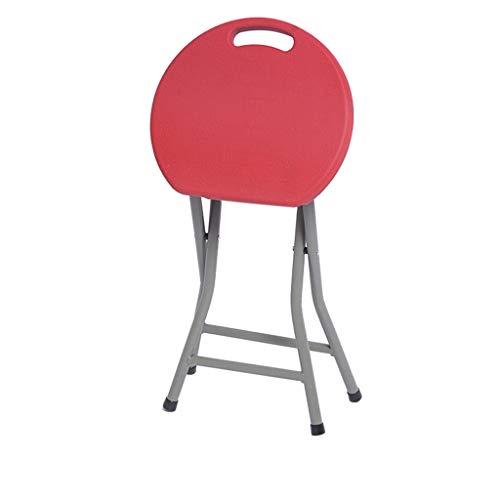 PLL Folding Chair Home Barkruk Creative Folding Barkruk Draagbare Outdoor Vrije tijd Stoel Dikke Plastic Eettafel Bank
