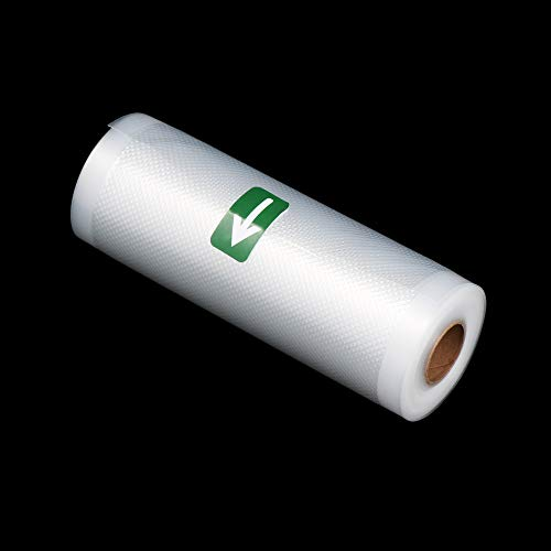 2 Rolls Home & Living PE Keep Fresh Storage Vacuum Fresh-houden Bag Koelkast Pouch Textuur Stofzuigerzakken Food Packaging Pocket (15x500cm)
