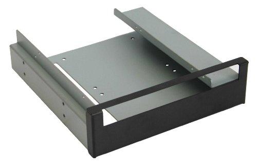 InLine 39950G Einbaurahmen, für Slimline Laufwerke und 2x 6,35cm (2,5