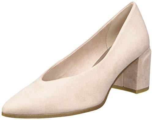 Marco Tozzi 2-2-22434-34, Zapatos de Tacón para Mujer, Rosa (Powder 559), 36 EU