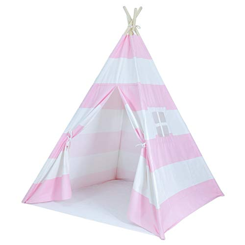 Kids Teepee Tent for Kids, No Toxic...